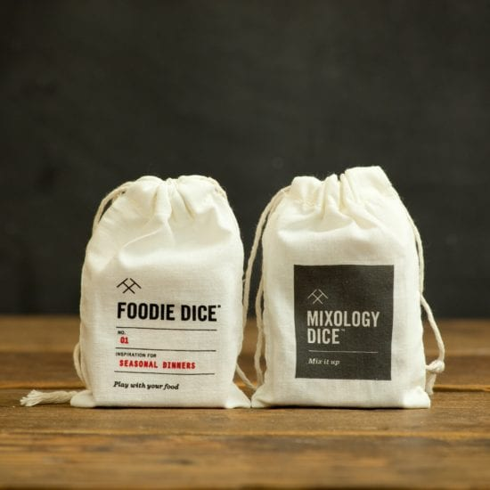 Foodie Dice – Awesome Anniversary Gifts That You'll Both Love