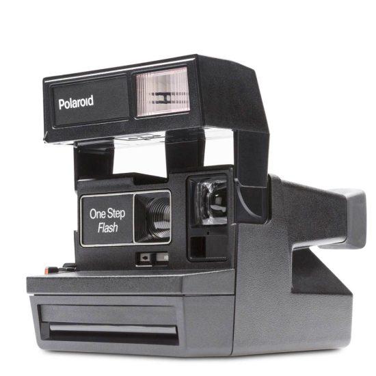 Vintage Polaroid Camera – A Fun Gift for Groomsmen