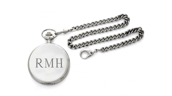 Personalized Pocket Watches