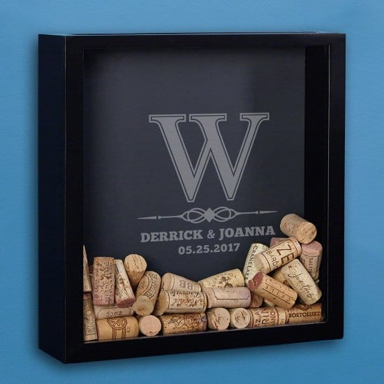 Personalized Shadow Box