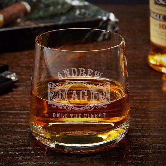 Awesome Custom Liquor Glass
