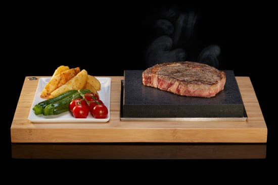Steak Stone for a Culinary Anniversary Gift
