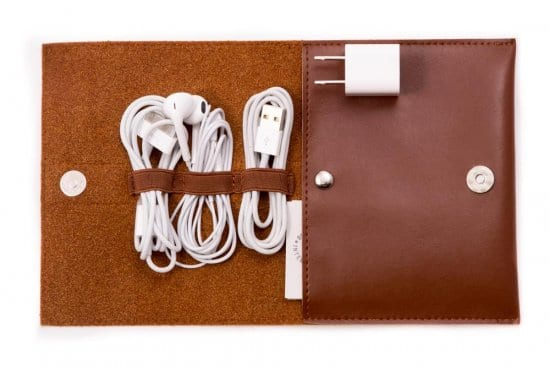 Cord Carrier for the Man On-The-Go
