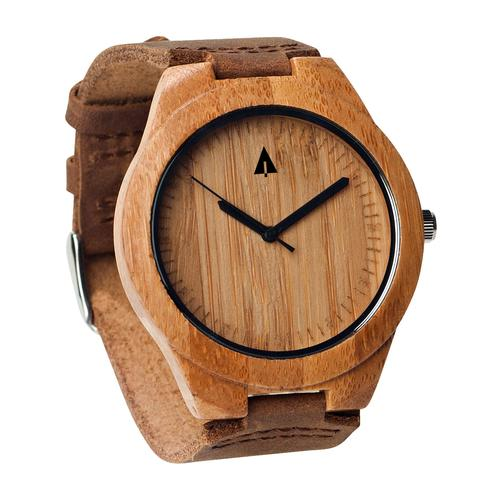 Standout Wooden Watch for a 5 Year Anniversary Gift for Him
