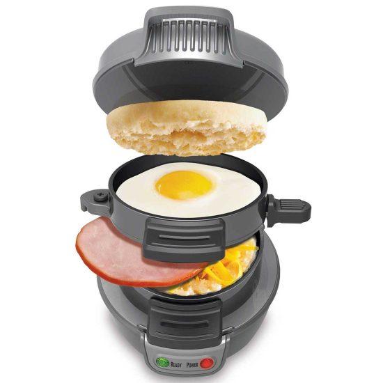 All-In-One Breakfast Sandwich Maker