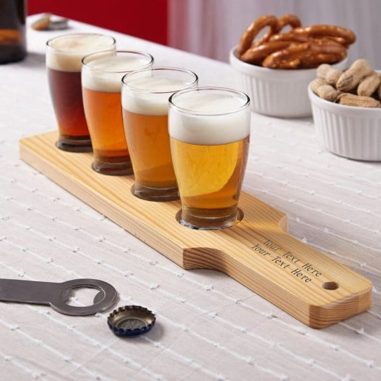 Beer Flight for Beer Lovers