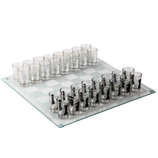 Shot Glass Chess