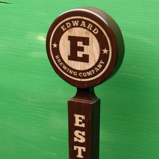 Sports Bar Style Beer Tap Handle