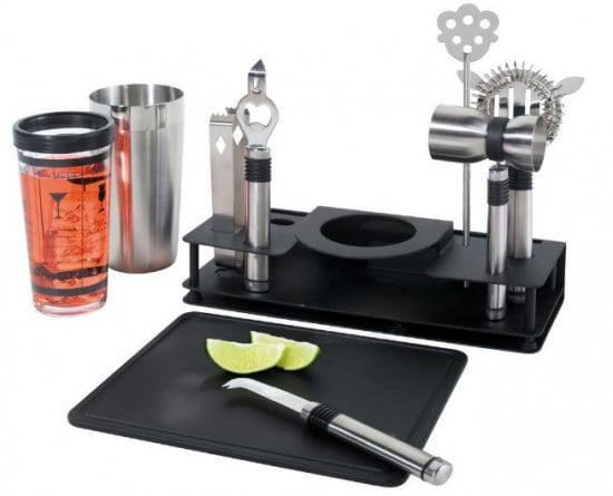 Bar Tool Set of Cocktail Accessories