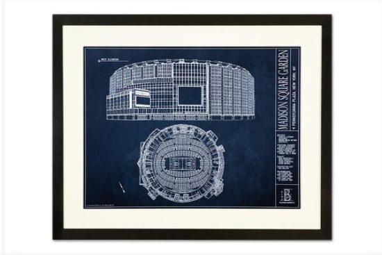 Ballpark Blueprints