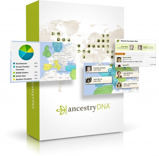Ancestry.com DNA Kit