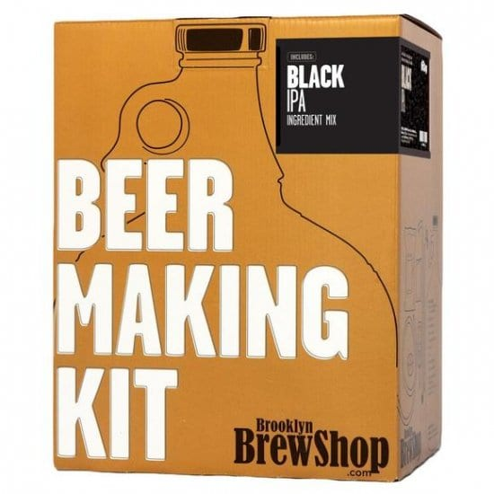 Beer Making Kit by Brooklyn Brewshop