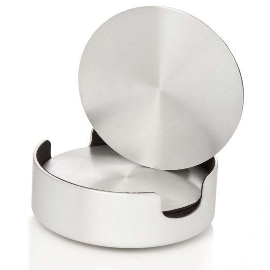 Modern Aluminum Coasters
