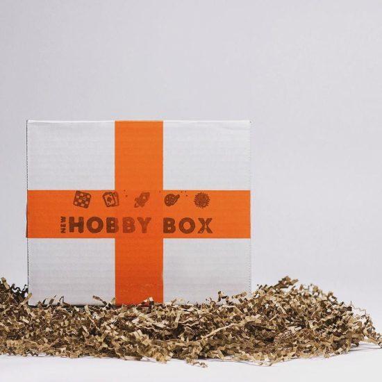 The New Hobby Box