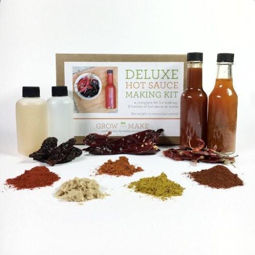 Hot Sauce Making Kit