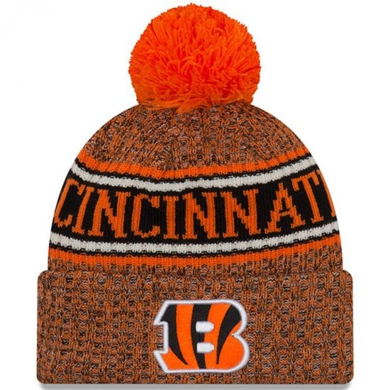 NFL Knit Hat so He Can Keep Warm This Christmas