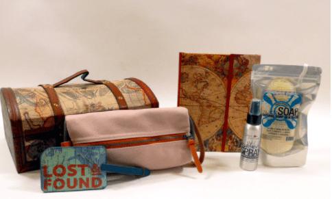 World Travel Gift Set