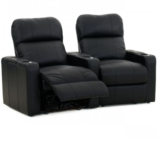 Swank Home Theater Seat for Movie Lovers
