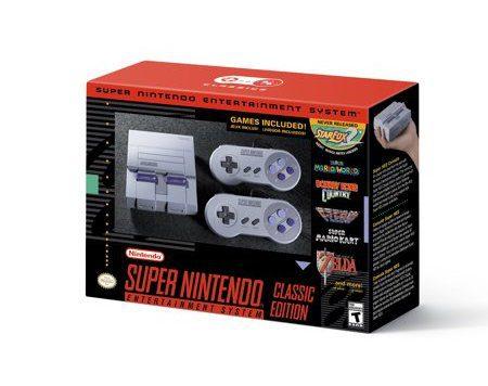 Super Nintendo Classic for Guys