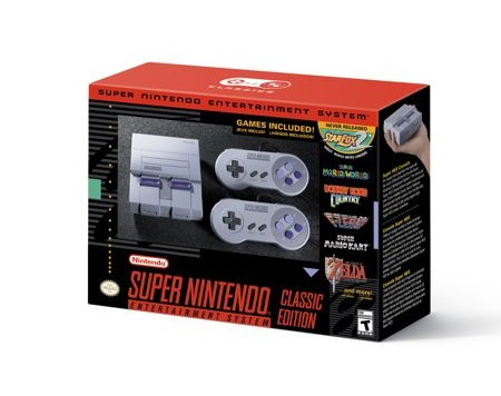 Super Nintendo Classic for Guys