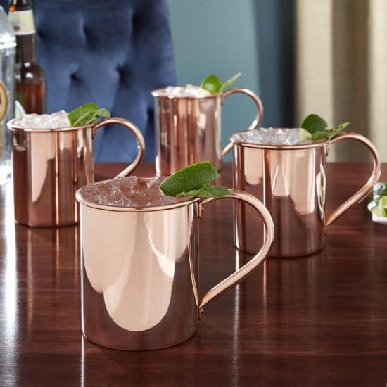 Copper Mugs for him