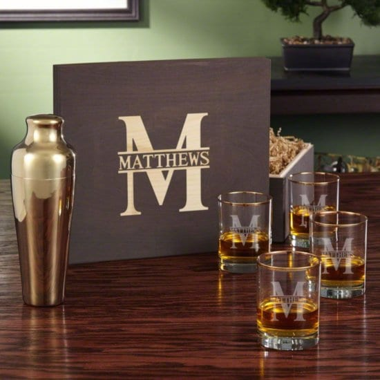 Cocktail Gift Set for Christmas
