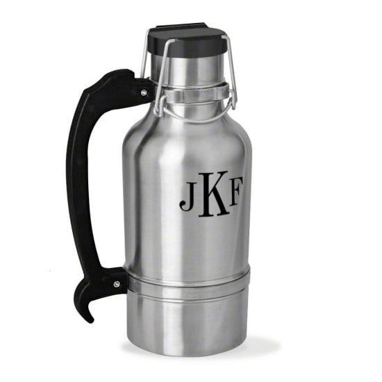 Travel Growler for Christmas and All Year Long