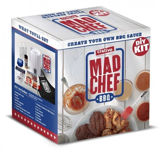 Mad Chef BBQ Kit