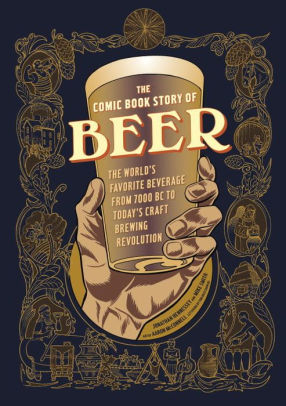 Beer History Graphic Novel for Guys