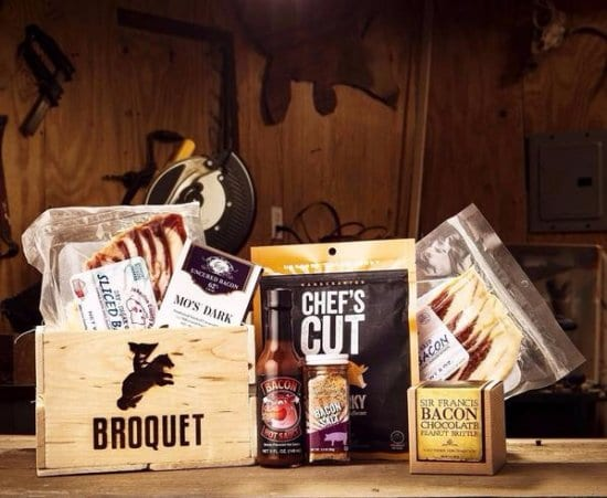 Bacon Gift Crate