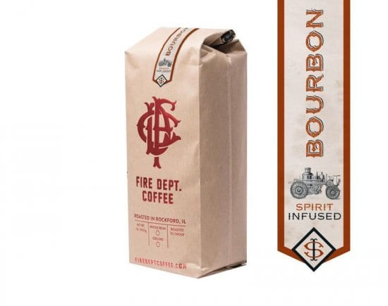 Bourbon Coffee for your Grandfather