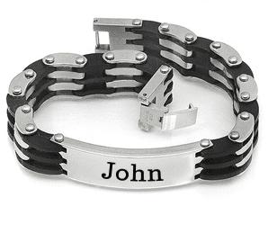 Custom Titanium Bracelet
