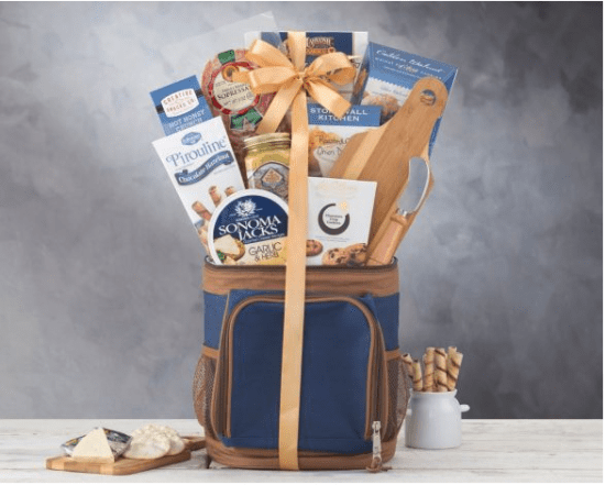 Golf Gift Basket for Men Who Like Golf