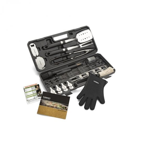 Ultimate Grill Set for Dad Who Grills
