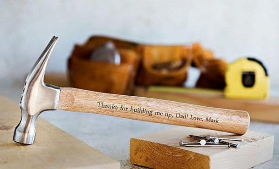 Personalized Hammer for Christmas