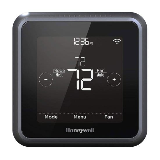 Honeywell Smart Thermostat for Father