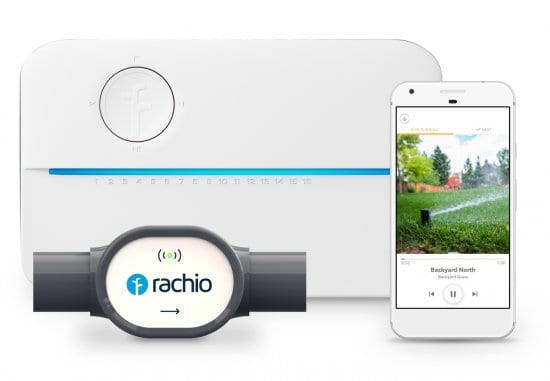 Rachio Sprinkler System for your Father-In-Law