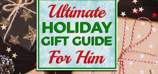2018 Ultimate Holiday Gift Guide for Him