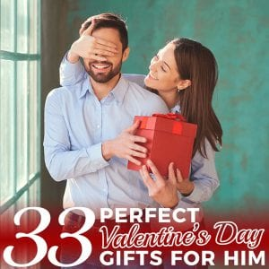 33 Perfect Valentine's Day Gifts for Him