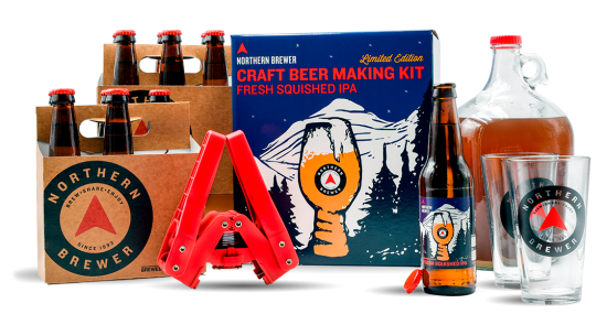 Craft IPA Beer Making Kit