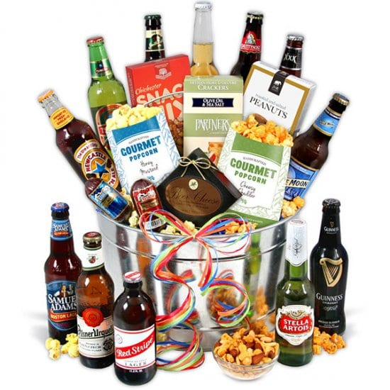 Ultimate Beer Bucket Gift Set
