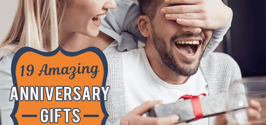 19 Amazing Anniversary Gifts for Your Husband