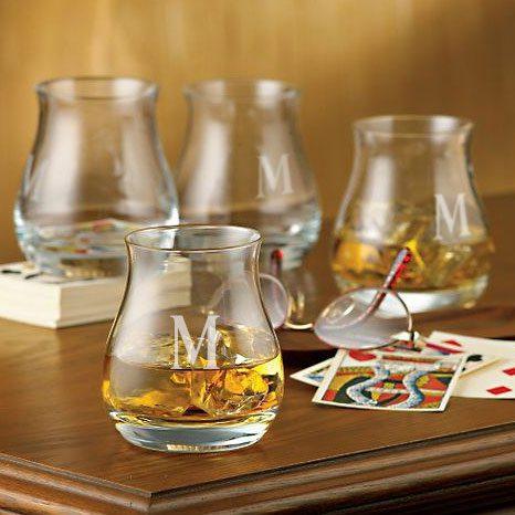 Set of 4 Canadian Glencairn Glasses