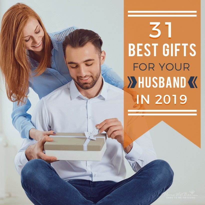 Best Christmas Gifts For Her 2019: 31 Best Gifts For Your Husband In 2019
