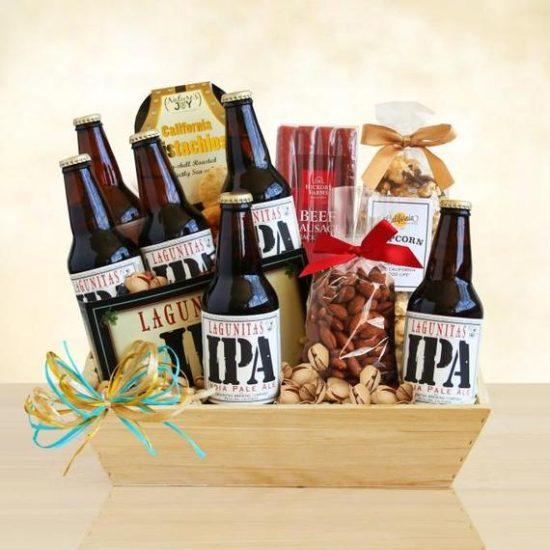 IPA California Beer Basket