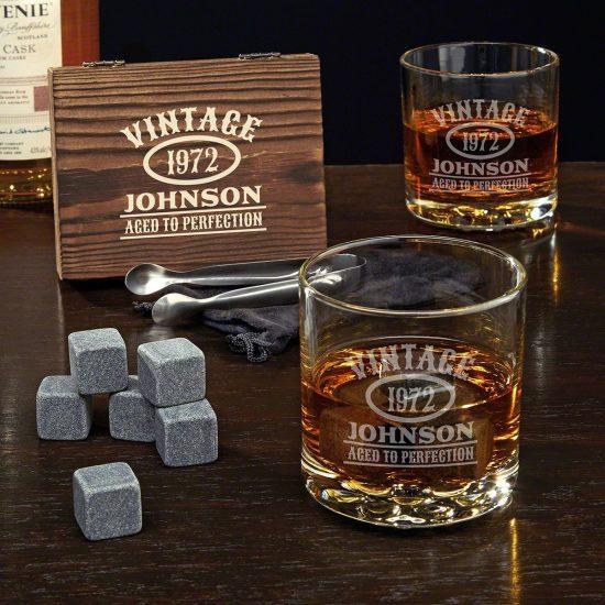 Nightcap Whiskey Glass Set