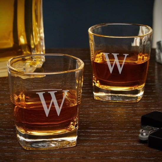 Cheap Personalized Shot Glasses for Groomsmen