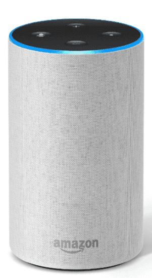 Smart Home Wedding Gift Idea: Amazon Echo 2nd Generation