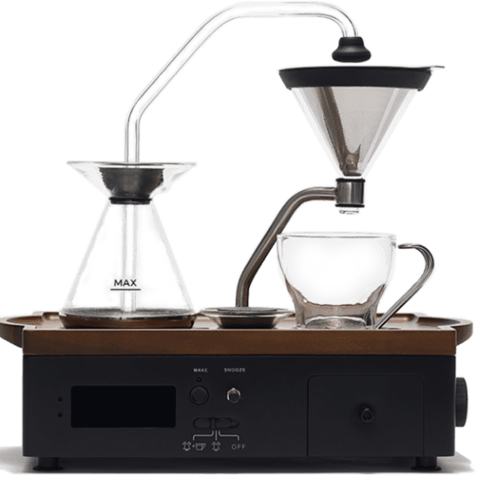 Barisieur Bedside Coffee Maker