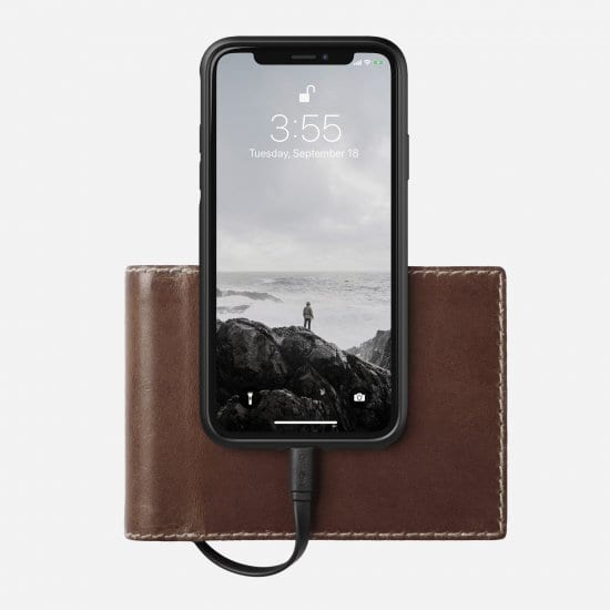 Phone Charger Wallet for Men